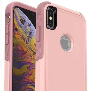 OtterBox COMMUTER SERIES Case iPhone Xs Max Pink